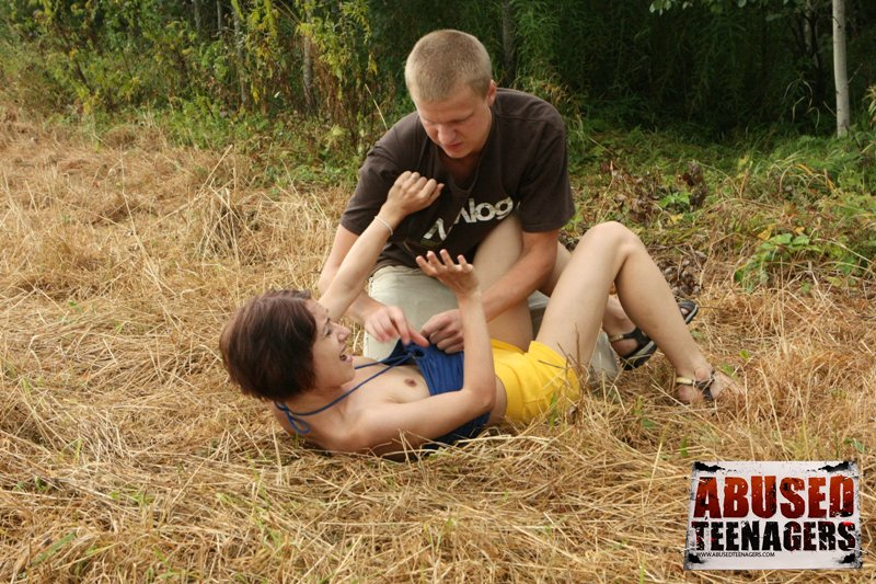Teens Getting Brutally Fucked